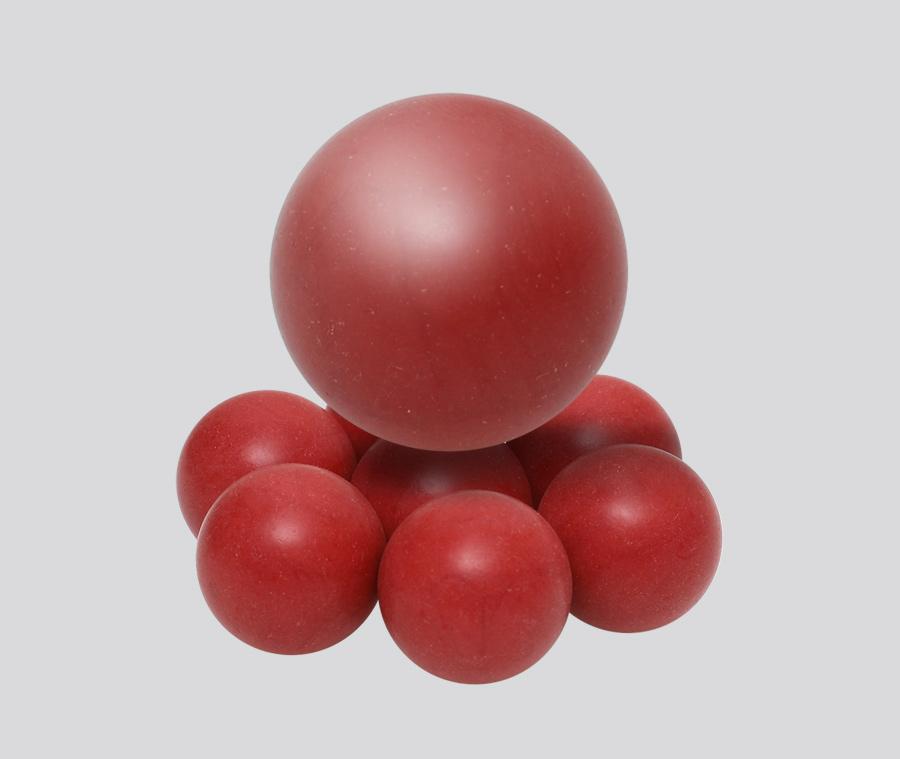 滑轨专用POM聚甲醛实心塑料球